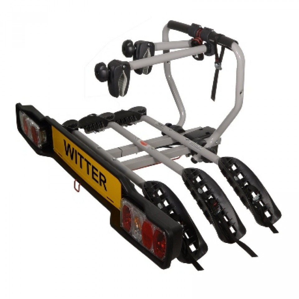 Witter Bolt-on Towball Mounted 3 Bike Cycle Carrier