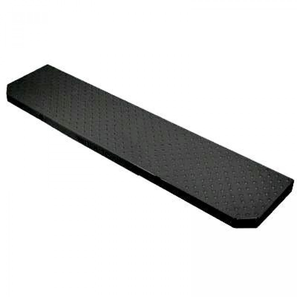 Witter Full Width Platform Step (Black) for Ford Transit Custom Van Platform Step 2012-