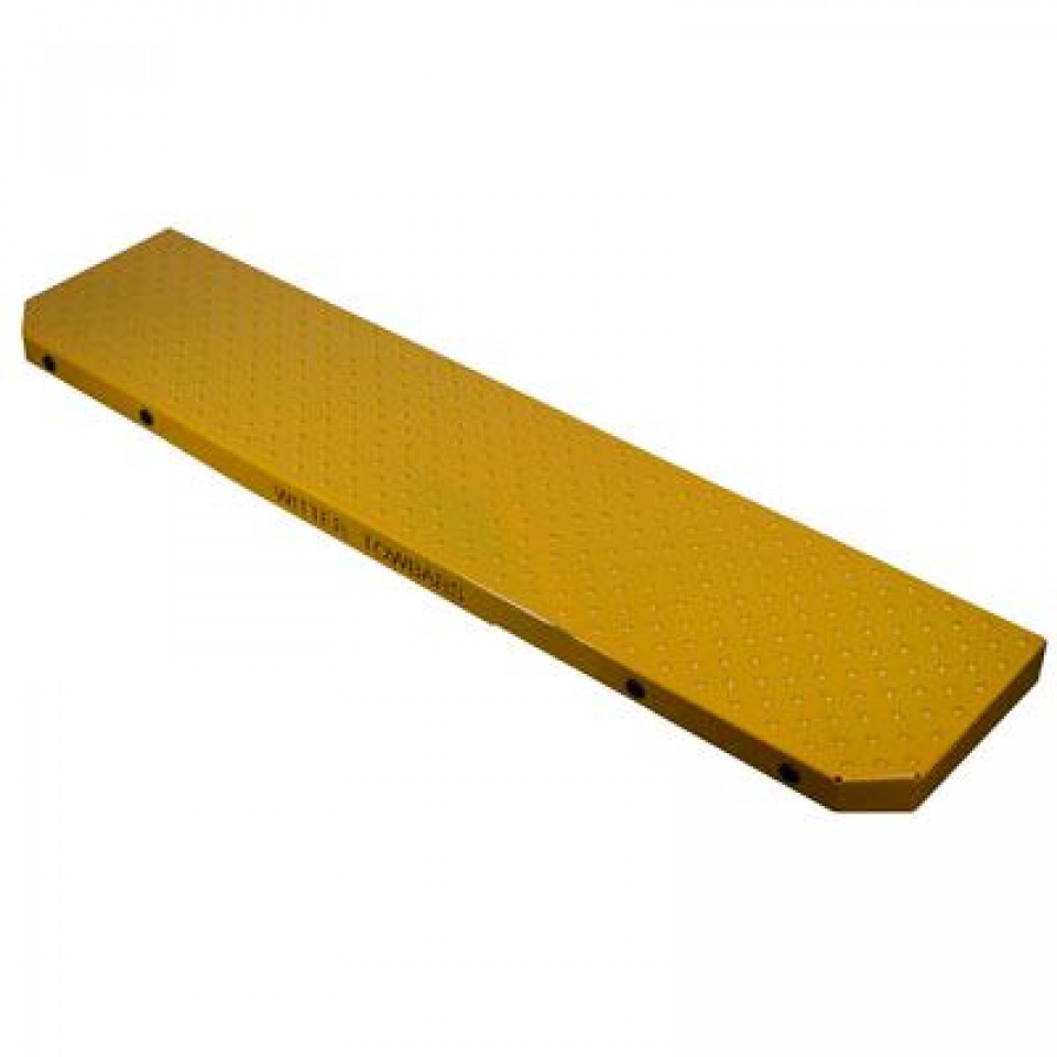 Witter Full Width Platform Step (Yellow) for Ford Transit Van Platform 2000-2014