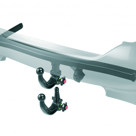 Westfalia Detachable Towbar (vertical) (A40V)