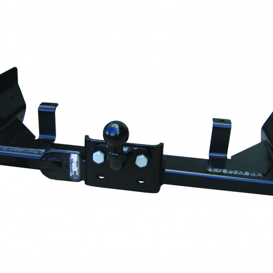 Westfalia Towing Bracket with 2-Hole Ball Plate (F30)