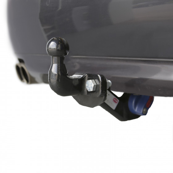 Witter Detachable Flange Towbar (vertical loading)