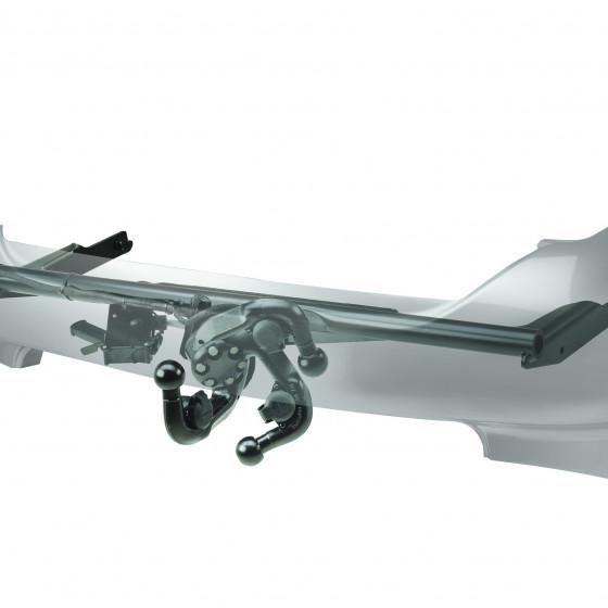 Westfalia KIT: Retractable Towbar (RX) incl. Wiring Kit