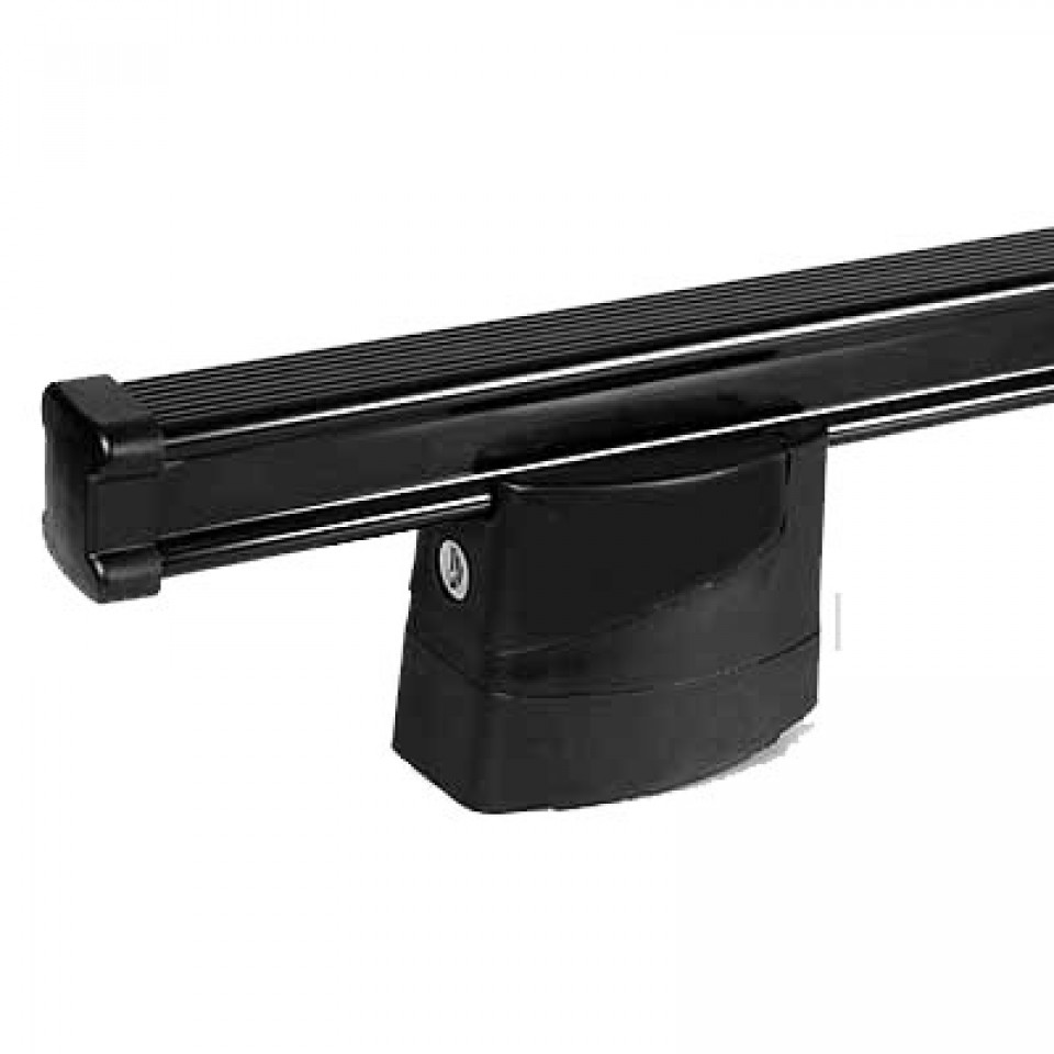 2 Bar Steel Commercial Roof Bar Kit 150cm wide