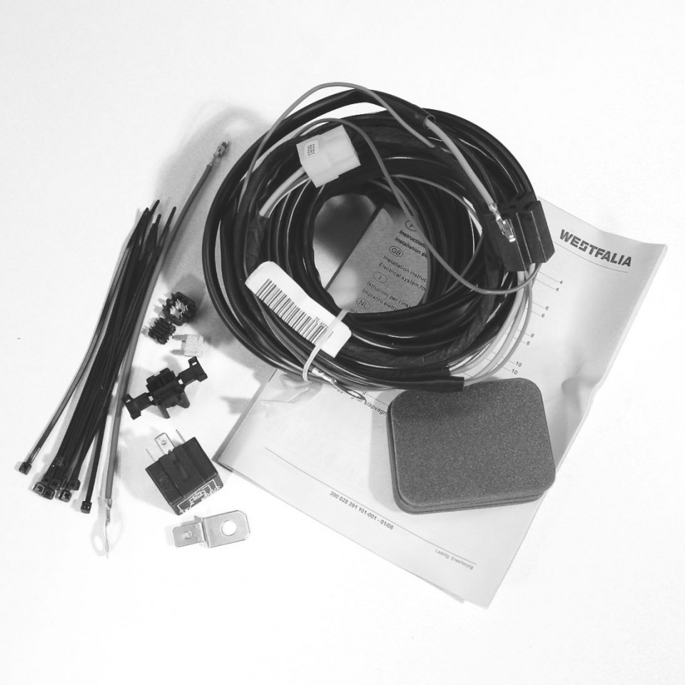 Extension kit charging cable